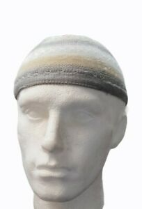 Mens Gents Skull Cap Muslim Islamic Prayer Hat Topi Kufi Head Wear Clothing Gift