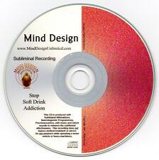 Stop Soft Drink Addiction - Subliminal Audio Program - Break Your Addiction to S