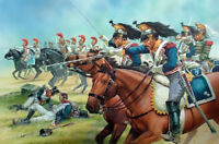 Perry Miniatures 28mm French Napoleonic Heavy Cavalry 1812-1815 # FN120