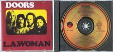 THE DOORS L.A. Woman GERMAN GOLD CD rare oop TOP SOUND! no japan no target