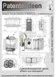Wärmespeicher Latentwärmespeicher selbstbauen 4900 S.