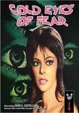 Cold Eyes of Fear (1971) -DVD (Redemption) OOP