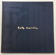 FRITZ HENLE signed & inscribed by Fritz Henle! Hard bound first edition no dj