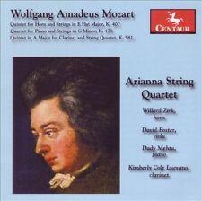 Arianna String Quartet, New Music