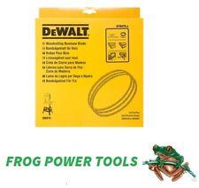 DEWALT DT8470-QZ WOODCUTTING BLADE BANDSAW BLADE 2215mm x 4mm x 0.6mm DW876