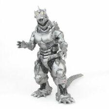 """Mechagodzilla Godzilla Machine Dragon Silver Master 12"""" Tall Toy Action Figure"""