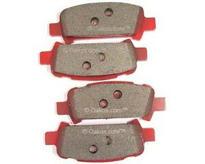 Carbotech Rear Brake Pads for '06-'11 350Z & 370Z (Non-Brembo)    CT905-AX6