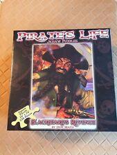 Blackbeard's Revenge Pirates Life Jigsaw Puzzle  550 Pieces New Sealed