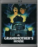 GRANDMOTHER'S HOUSE (2-Disc Blu-ray/DVD Set) VINEGAR SYNDROME New & Sealed!