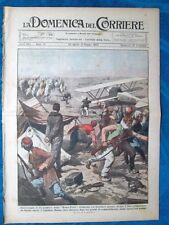 La Domenica del Corriere 25 aprile 1920 Cap.Ranza - Berna - Astrologia