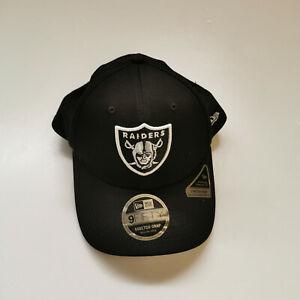 New Era Cap Stretch 9Fifty Snapback Cap Oakland Raiders Herren Gr. M/L