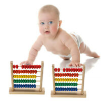 Small Abacus Educational Toy For Kids Children's Wooden Early Learning Toy
