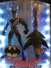 BATMAN BEYOND THUNDERWHIP Action Figure with Recoiling Stun Flare