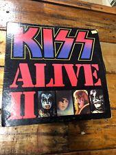 Kiss Alive II LP - 822 781-1 M-2