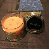 Partylite SPICED PUMPKIN SIGNATURE 3-wick JAR CANDLE  BRAND NEW
