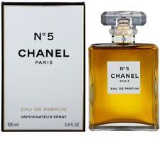 Chanel No. 5 3.4oz Women's Eau de Perfum women's EDP Factory Sealed