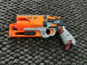 NERF GUN Zombie Strike HammerShot +30x Munition. Funktioniert einwandfrei
