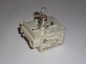 Schneider Electric / Square D 9001KM1 Transformer Light Module