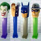 Pez - Batman and Villains 2008 - set of 4 !