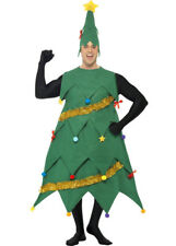 Adult Deluxe Christmas Tree Costume