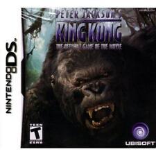 Nintendo DS Region King Kong