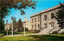 Appleton WI~Institute of Paper Chemistry~1960s Postcard