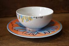 Rosenthal DAISIES -  (Cereal)  Bowl - Andy Warhol - Continental - New old stock!