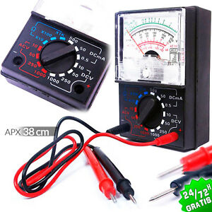 Multimeter Analog Tester Ammeter Voltmeter Multimeter Analogue Yx 1000A