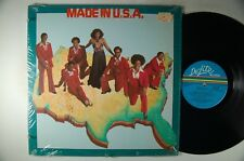MADE IN U.S.A. s/t SOUL LP Shrink DE-LITE