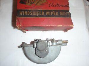 NOS Windshield Wiper Motor 38 39 Cadillac 60 Special 1938 1939 TRICO SK-704-1