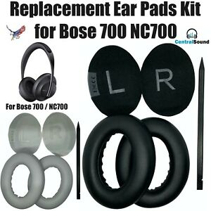 USA Replacement Ear Pads Cushion for 700 NC700 Noise Cancelling Bose Headphones