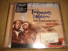 TIMBALAND & MAGOO - Under Construction Part II / 2  (LIMITED EDITION)
