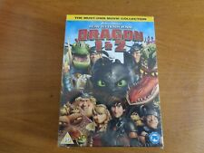 How to Train Your Dragon / How to Train Your Dragon 2 [Double Pack] [DVD],new