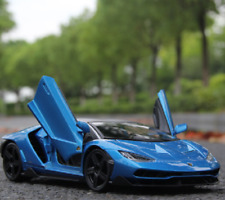 Maisto 1:18 Lamborghini LP770-4 Centenario Diecast Model Racing Car Vehicle Blue