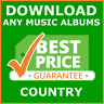 Any Country Music Album 2020 or from 1970 - any cd -  New Releases