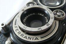 Ferrania Elioflex 2 Pseudo Twin Lens Reflex TLR Camera Medium Format Film 6x6