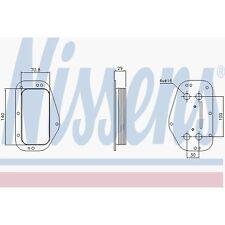 Ölkühler, Motoröl NISSENS 90741