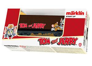 """Märklin 47621 Märklin Start up Club Jahreswagen 2021 """"Tom & Jerry""""  NEU OVP"""