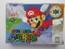 Super Mario 64 Nintendo 64 N64 Box Only (NO GAME) Authentic Super Rare FAST SHIP