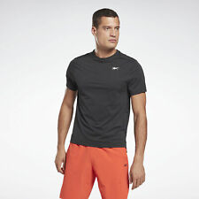 Reebok Men's United By Fitness Perforated T-Shirt