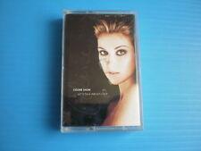 Celine Dion Lets talk about love 1997 / Cassette Album Tape