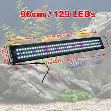LED Aquarium Light Lighting Full Spectrum Aqua Plant Fish Tank Coral Marine Lamp
