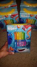 Disney Pixar Finding Dory 12 board books 1-2-3 Colors Sea Animals Sizes etc