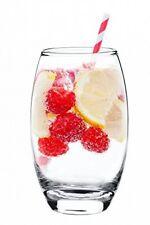 6 Verres Gobelets à eau, Soda et à jus / 350 ml / Sables & Reflets