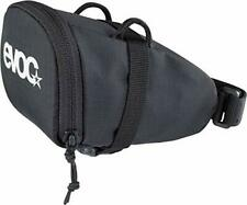 Evoc Seat Bag (Medium) Black 0.7L, Road or MTB, Lightweight, Mesh Pocket