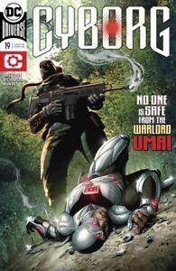 Cyborg #19 Bd Livre 2017 - Dc