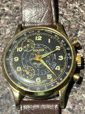 Rouan Sport Chronograph Manual Wind Watch