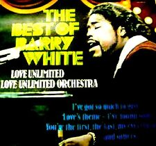 LP - Barry White & Love Unlimited Orchestra - The Best Of... (SOUL) NEW LISTEN
