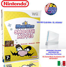 Wario Ware Smooth Moves Nintendo Wii