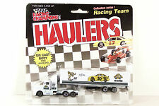 """RACING CHAMPIONS ~ TRANSPORTER ~ MICHAEL WALTRIP ~ #30 COUNTRY TIME ~ 7"""""""